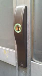 アルファ製引き戸錠-1
