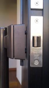 トステム ドアハンドル2