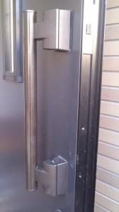 トステム ドアハンドル1
