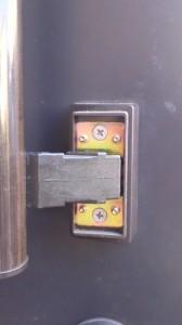 トステム ドアハンドル7