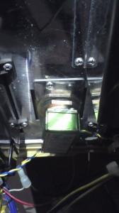 オートロック 操作盤2