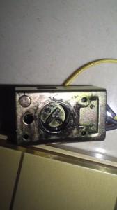 オートロック 操作盤4