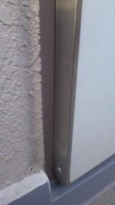 アパート ドア2
