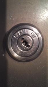 オートロックシリンダー6