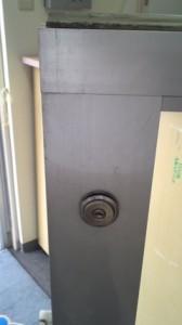 自動ドア 鍵 2