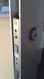 自動ドア 鍵 3