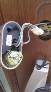 TOSTEM QDD-835、QDC-19 MIWAの鍵交換 7