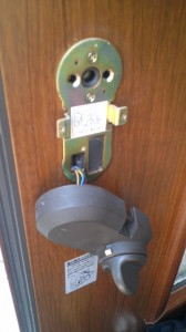 TOSTEM QDD-835、QDC-19 MIWAの鍵交換 9