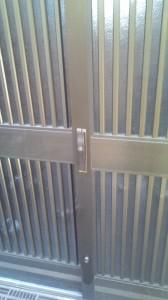 miwa 引き戸錠1